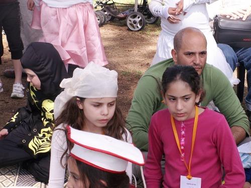 פורים ילדים 2011